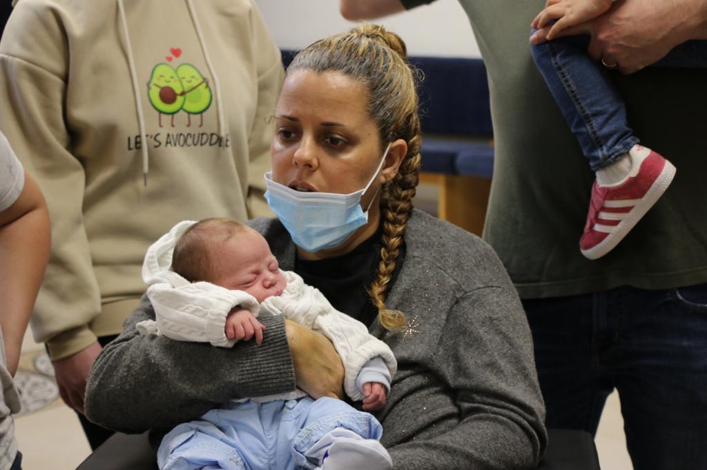 אירוע מרגש ויוצא דופן התקיים בשבוע שעבר במרכז הרפואי לשיקום לוינשטיין מקבוצת כללית.