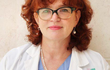 קבלו את המנהלת החדשה של מערך חדרי ניתוח ומחלקת הרדמה במרכז שניידר לרפואת ילדים