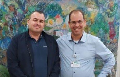 מנהל מחלקת אורולוגיה במרכז הרפואי בני ציון: פרופ' שראל הלחמי