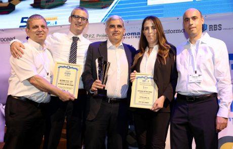 הזוכה הגדולה בפרס פרויקט השנהPOY: קופת חולים מאוחדת