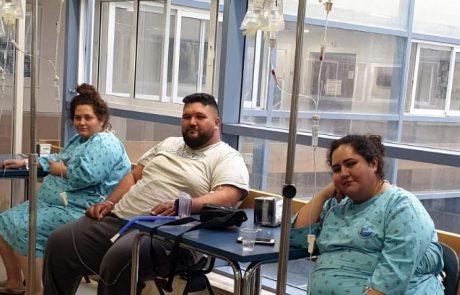 יום אחד, שלושה ניתוחים, שלושה אחים ורופא אחד: שלושת האחים עברו ניתוח לקיצור קיבה