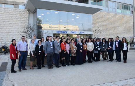 40 מומחי גסטרו ילדים מרחבי העולם השתתפו השבוע בכנס ייחודי בירושלים