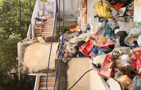 """אירוע מב""""ט בצפון: בן 76 ערירי תושב חיפה נפל מגובה 3 קומות ונהרג"""