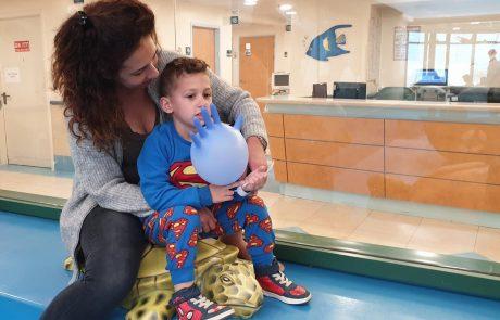 ניקיונות הפסח: ילד בן 4 אושפז בהלל יפה עקב שתיית חומר ניקוי חריף