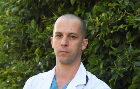 """יו""""ר מרשם- ארגון המתמחים לרפואה, ד""""ר אראל בוצ'ינסקי מסיים את תפקידו"""