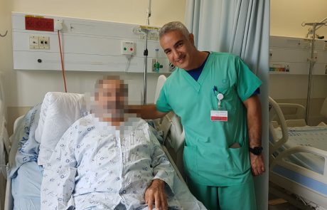 גבר בן 73 הכין חליטת תה מצמח ההרדוף וקיבל דום לב, חייו ניצלו בנס