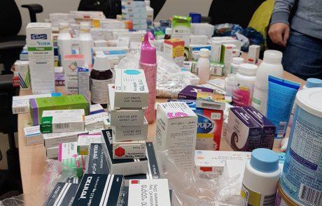 רוקחת חשודה בגניבת תרופות בשווי מאות אלפי שקלים