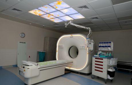 חדש באסף הרופא: מכשיר PET CT מתקדם