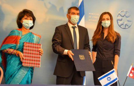 פורטל סיעוד-שר החוץ, גבי אשכנזי, על הסכם הבאת כוח עזר של 1,000 עובדים סיעודיים
