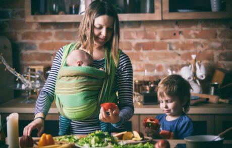 טעימות ראשונות לתינוק וסרבנות לטעמים