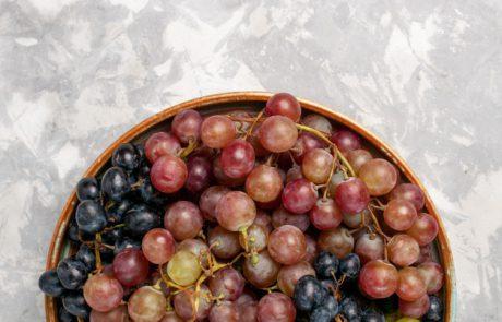 עד כמה בריא לאכול ענבים?